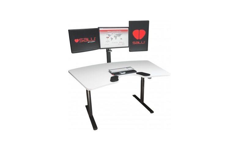 Эргономичные столы: купить Рабочая станция SALLI AutoSmart - 2