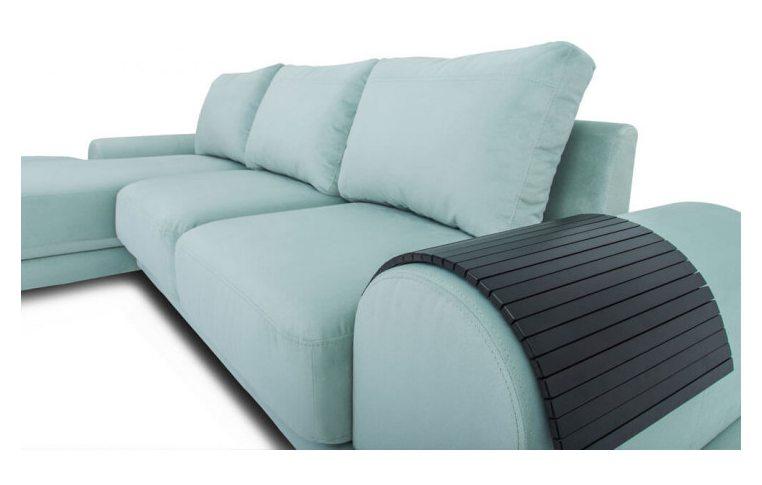 Декор для дома: купить Накладка на диван Lareto деревянная 50 см - 3