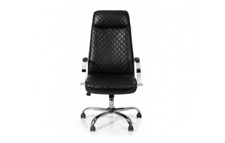 Кресла для руководителя: купить Кресло Barsky Chief Black Rhombus/Red tree chr CF-07 - 4