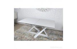 Кухонные столы: купить Стол Fleetwood NEW керамика белый глянец Nicolas -