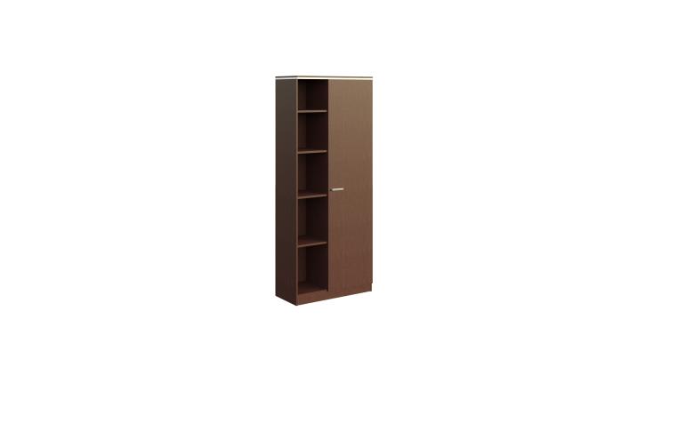 """Мебель для руководителя: купить Кабинет """"Ньюмен"""" шкаф-стенка (золотой дуб) - 1"""