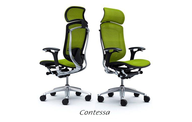 Кресла для руководителя: купить Кресло Okamura Contessa - 7