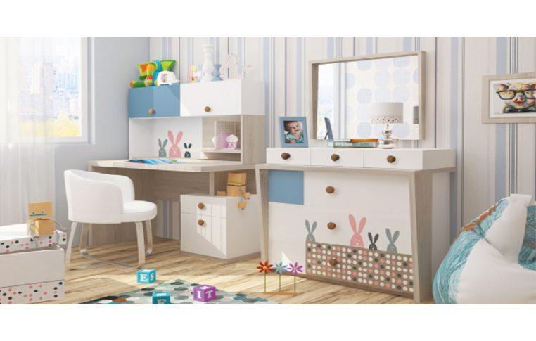 Детская мебель: купить Детская Кролик (Bunny) LuxeStudio - 3