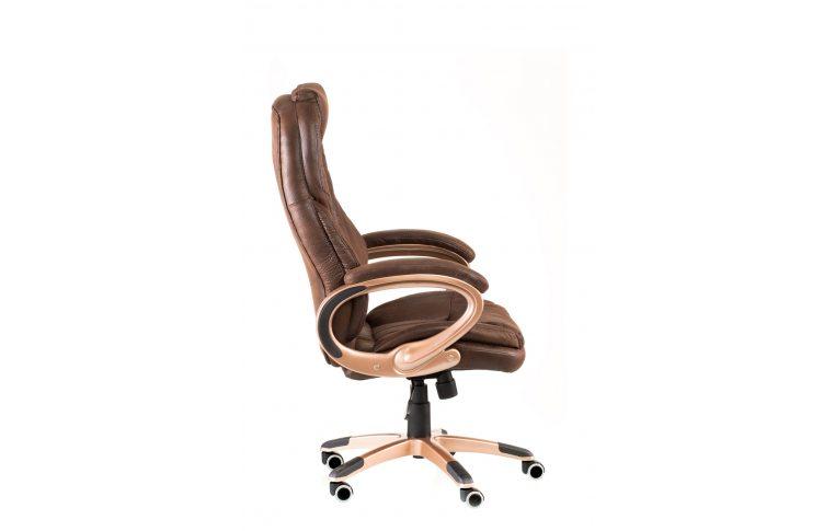 Офисные кресла: купить Кресло Bayron dark brown - 4