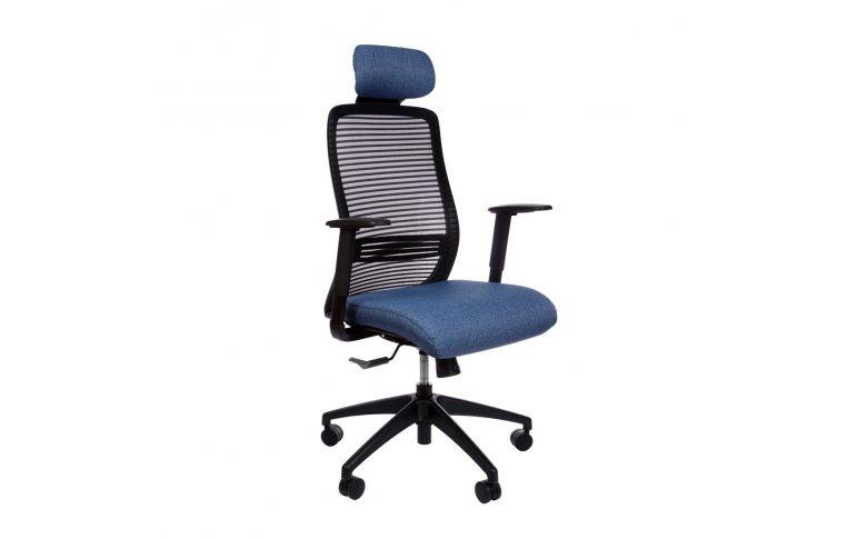 Кресла для руководителя: купить Кресло Era blue - 1