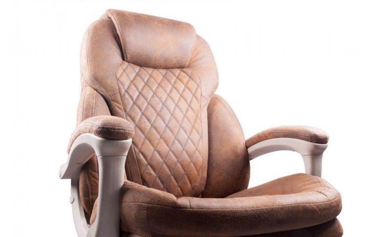 Кресла для руководителя: купить Кресло Barsky Soft Arm Leo SFbg-01 - 4