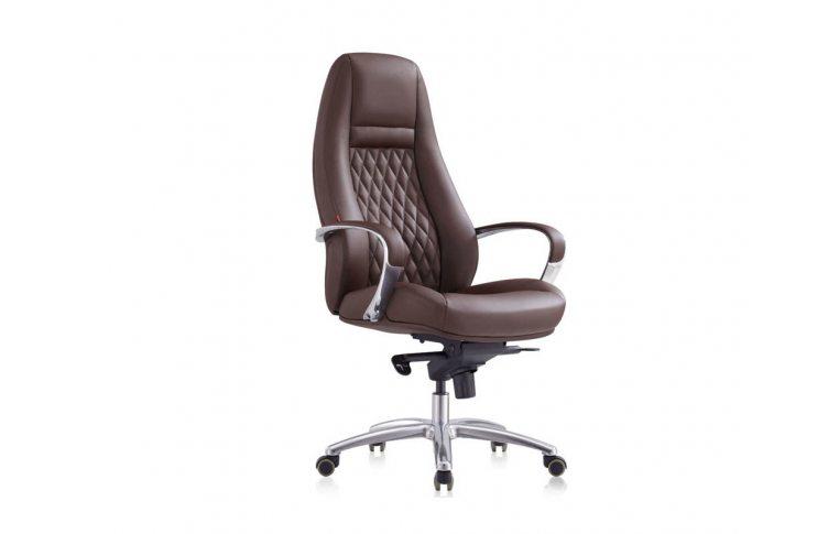 Кресла для руководителя: купить Кресло F185 BRE коричневый - 1
