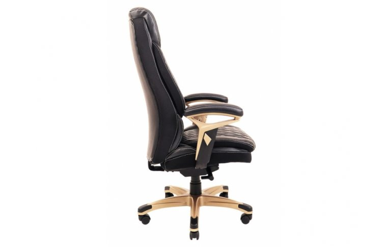 Кресла для руководителя: купить Кресло Сенат черный Richman - 5