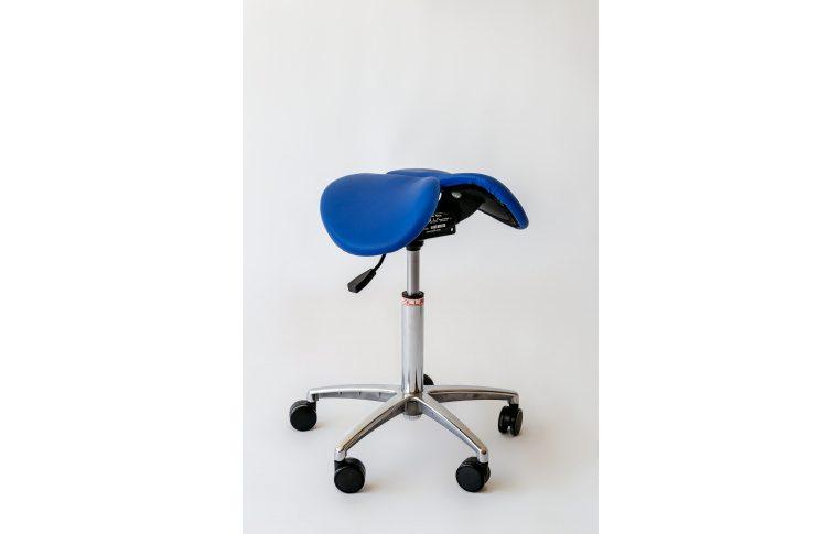 Эргономичные стулья: купить Стул-седло Salli Chin синий - 2