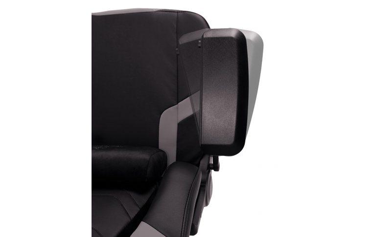 Игровые кресла: купить Кресло для геймеров Hexter xr r4d mpd mb70 Eco/01 Black/Grey - 10