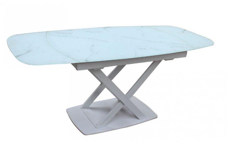Кухонные столы: купить Стол DT-8106 BL-L-1B Daosun белый - 3
