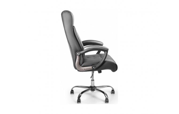 Кресла для руководителя: купить Кресло Barsky Design PU black BD-01 - 6