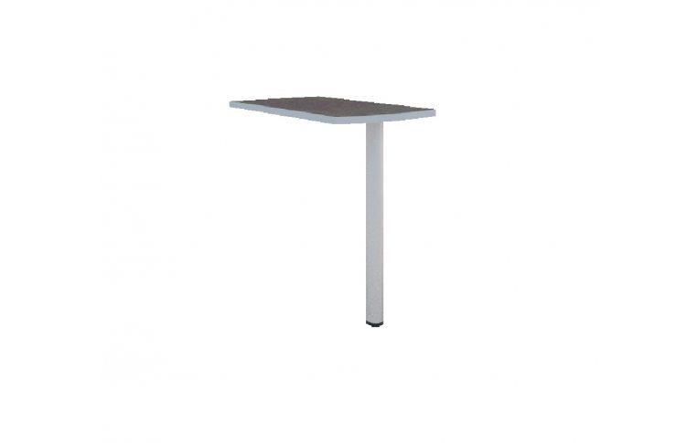 """Офисные столы: купить Кабинет """"Лоран"""" Л-010 стол приставной - 1"""