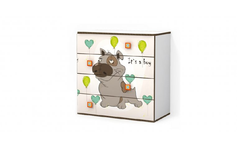 Детская мебель: купить Детская Джой (Joy) LuxeStudio - 2