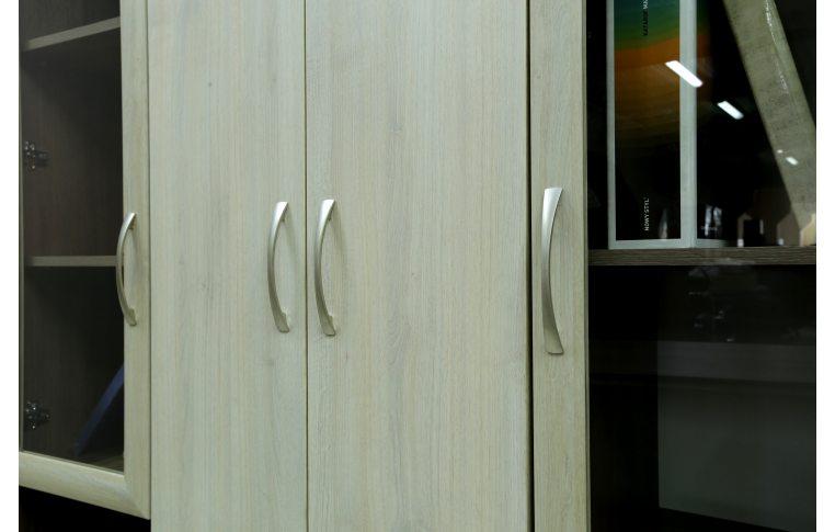 Офисные шкафы: купить Шкаф для одежды кабинета руководителя Сильф Интеграл І-400 - 4