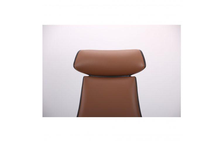Кресла для руководителя: купить Кресло Bernard HB Brown/Dark Grey AMF - 7