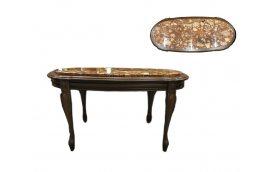 Мебель для гостиной: купить Стол 144-tav мрамор аккорд