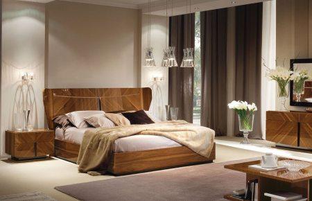 Итальянская спальня Opera фабрики Alf group