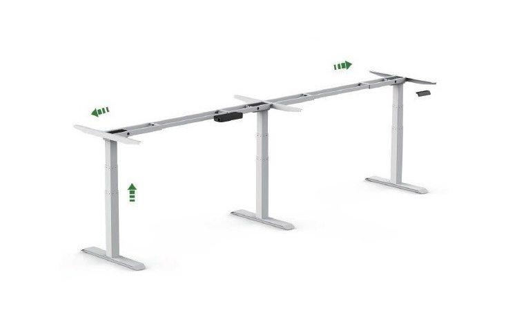 Эргономичные столы: купить Стол для конференций с регулировкой высоты AOKE Tripod Meeting - 1