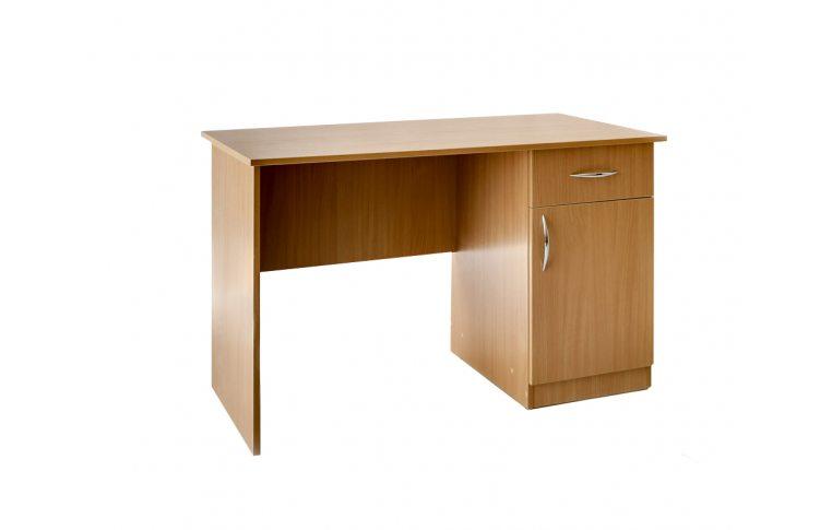 Письменные столы: купить Стол письменный Сильф СП-1Я ДСП бук - 1