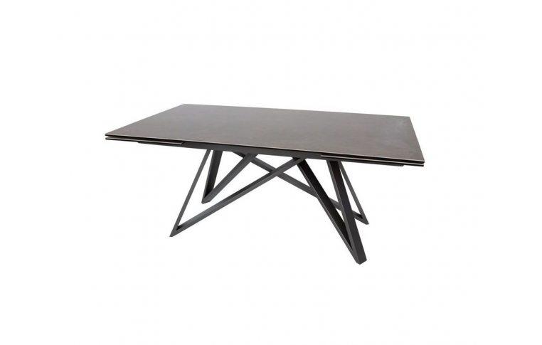 Кухонные столы: купить Стол Ajax керамика чёрный Nicolas - 1