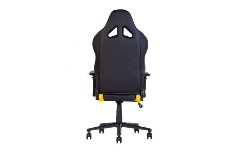 Игровые кресла: купить Кресло для геймеров Hexter rc r4d Tilt mb70 Eco/02 Black/Yellow - 3