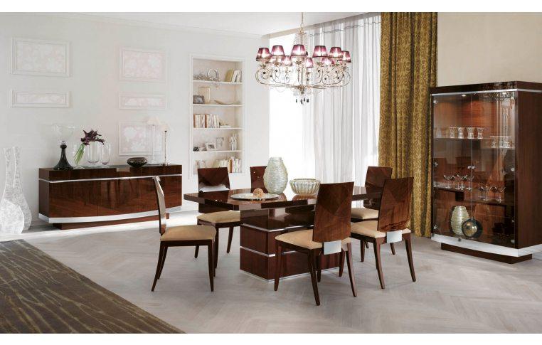 Итальянская мебель: купить Столовая в современном стиле Garda Alf Group - 1