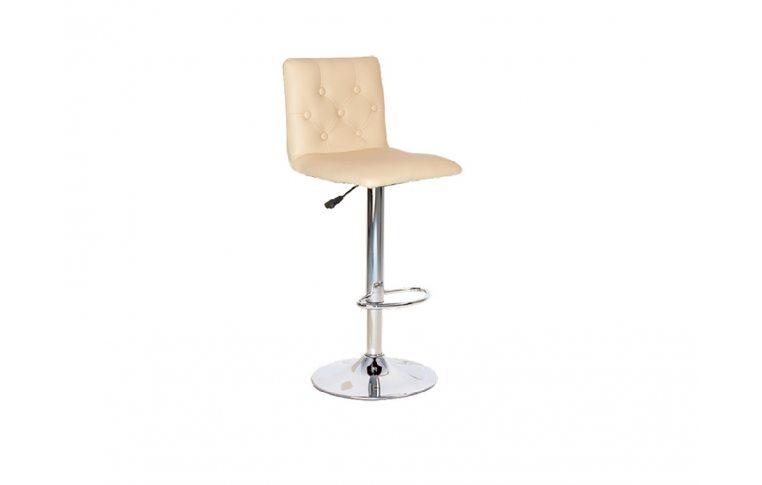 Барные стулья: купить Стул барный Ruby Hoker Chrome - 1