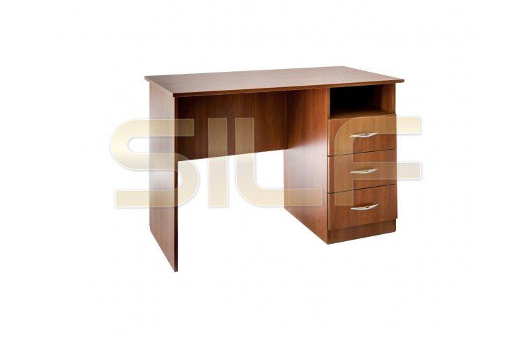 Офисные столы от производителя Silf: купить Стол письменный СП-3Я (ДСП кальвадос) - 1