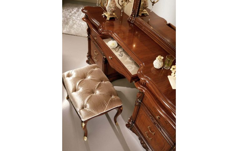 Итальянская мебель для спальни: купить Спальня Regina noce Mobil Piu - 10