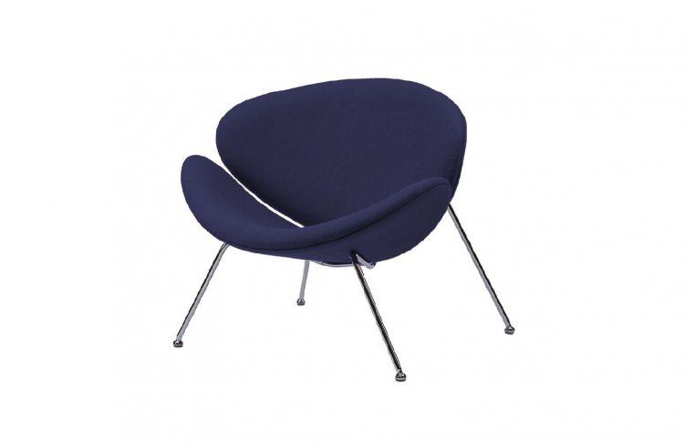 Кресла: купить Кресло Foster лаунж индиго - 1