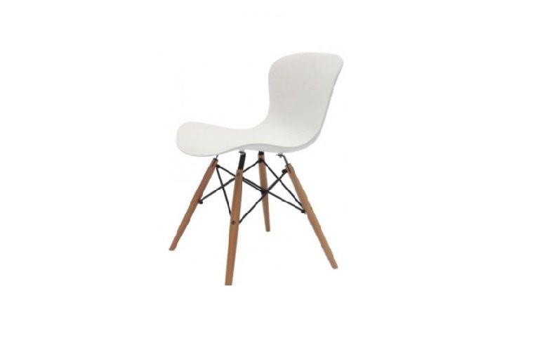 Пластиковые стулья: купить Стул АС-102W - 1