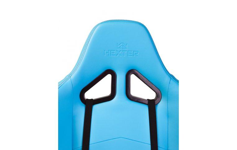Геймерские кресла: купить Кресло для геймеров Hexter rc r4d Tilt mb70 Eco/01 Black/Blue - 10