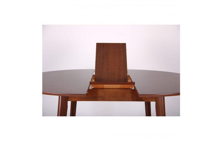 Кухонные столы: купить Стол обеденный раздвижной Паддингтон орех светлый AMF - 5