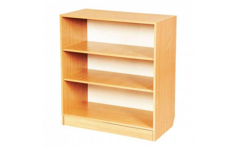 Школьные шкафы: купить Секция нижняя открытая С-09 - 1