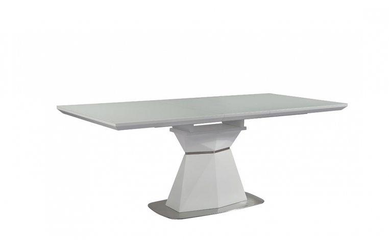 Кухонные столы: купить Стол Кристал белый - 3
