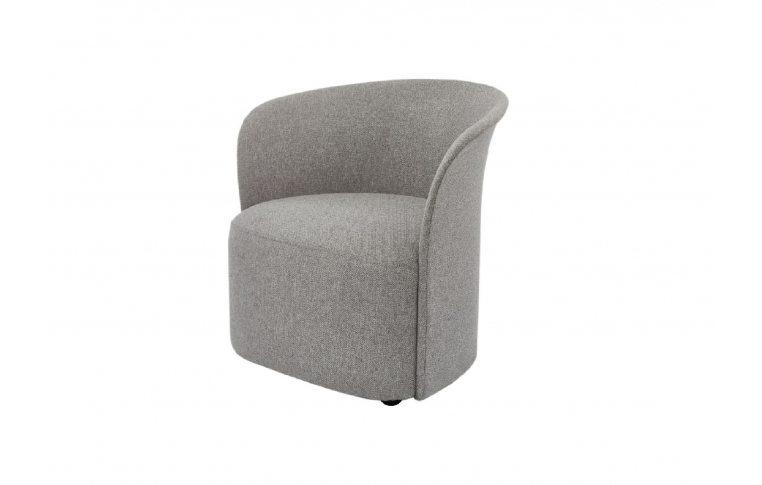 Кресла: купить Кресло лаунж Sky серое - 1