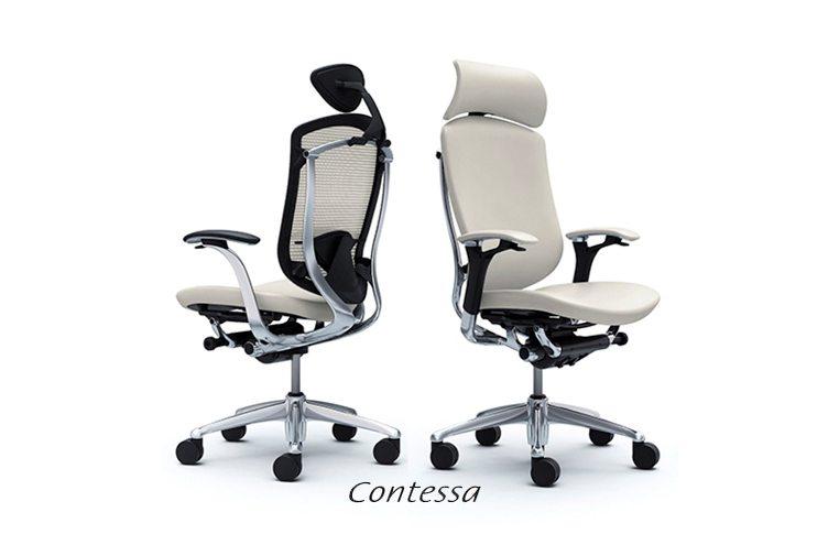 Кресла для руководителя: купить Кресло Okamura Contessa - 15