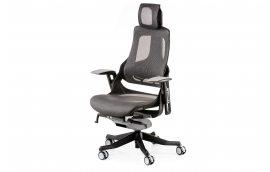 Кресла для руководителя: купить Кресло WAU CHARCOAL NETWORK