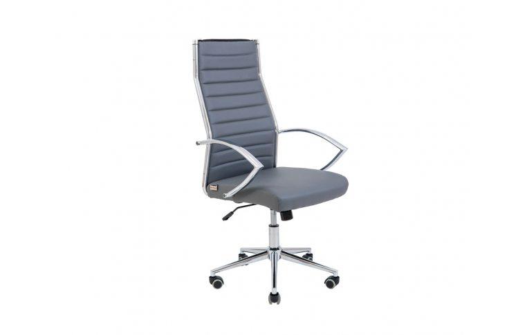 Кресла для руководителя: купить Кресло Малибу (Malibu) Серый Richman - 1
