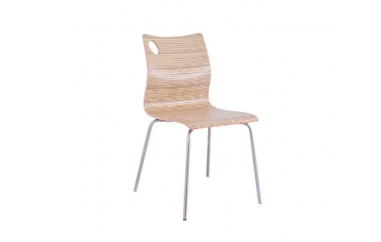 Кухонные стулья: купить Стул Хорека-WB, гнутая фанера, натуральное дерево - 1