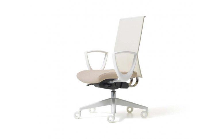 Кресла для руководителя: купить Кресло Fit белый Diemme - 1