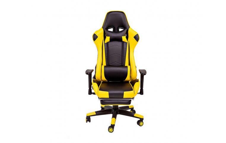 Кресла для руководителя: купить Кресло Drive yellow Goodwin - 2