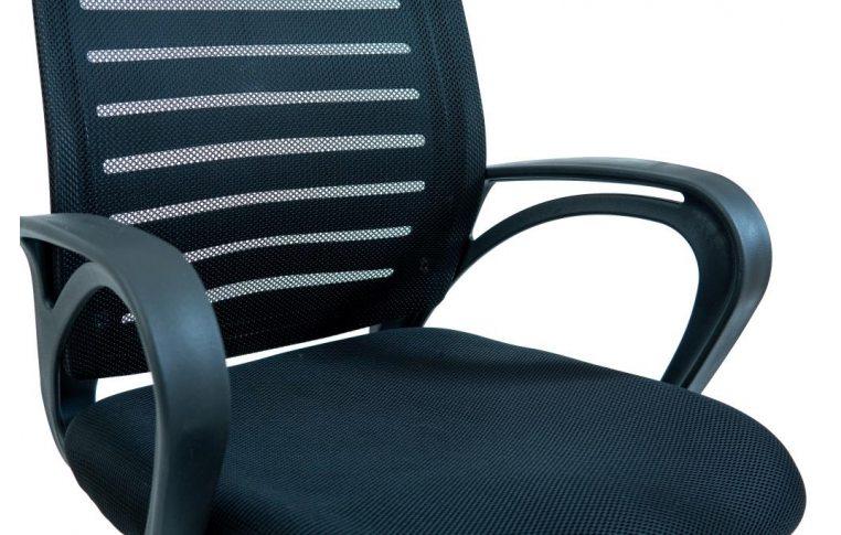 Офисные стулья: купить Кресло Флеш (Flesh) Черный Richman - 6