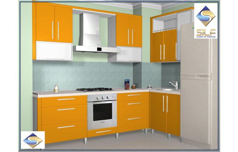 Кухни на заказ: купить Кухня под заказ Розмари Сильф - 1