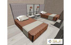 Мебель для гостиниц: купить Дизайн проект гостиницы №1