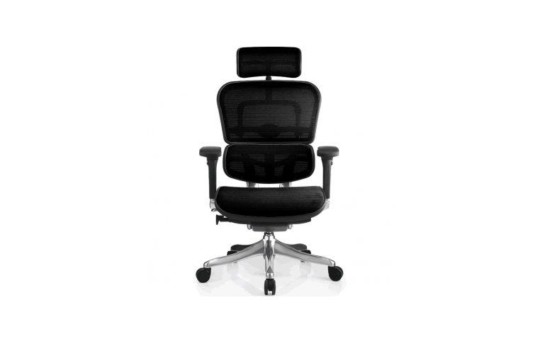 Эргономические кресла: купить Кресло Ergohuman Plus Black - 2