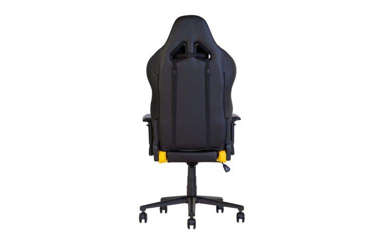 Игровые кресла: купить Кресло для геймеров Hexter rc r4d Tilt mb70 Eco/02 Black/Yellow - 6