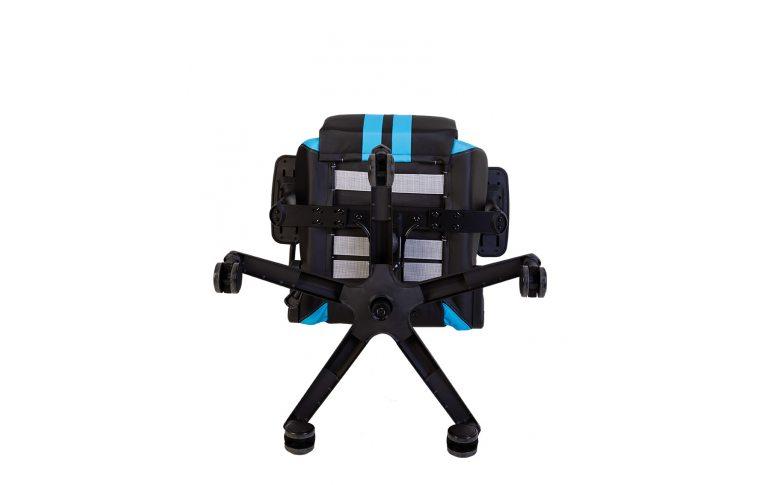 Игровые кресла: купить Кресло для геймеров Hexter Pro r4d Tilt mb70 Eco/03 Black/Blue - 15
