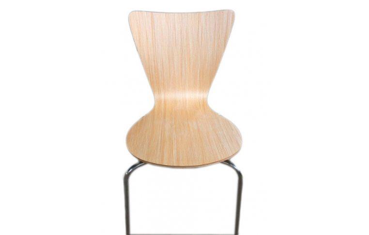 Кухонные стулья: купить Стул Ант, гнутая фанера, натуральный дуб - 4